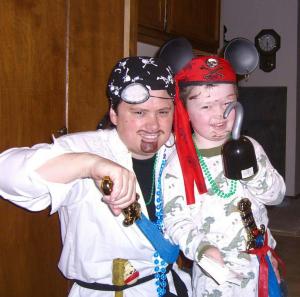 Halloween PIrates 2006